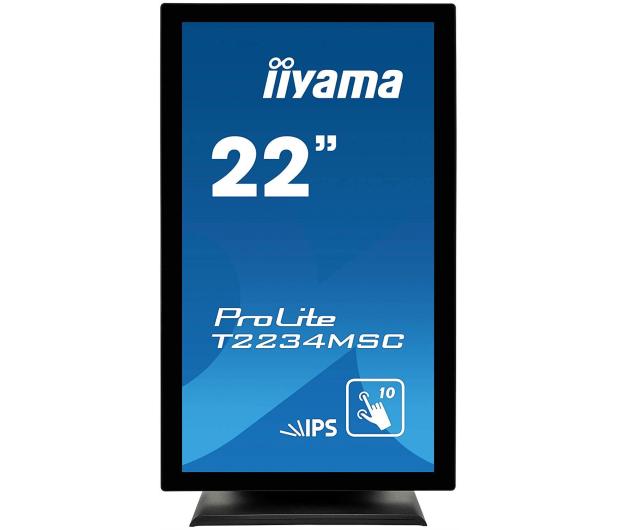 iiyama T2234MSC-B6X dotykowy - 517984 - zdjęcie 4