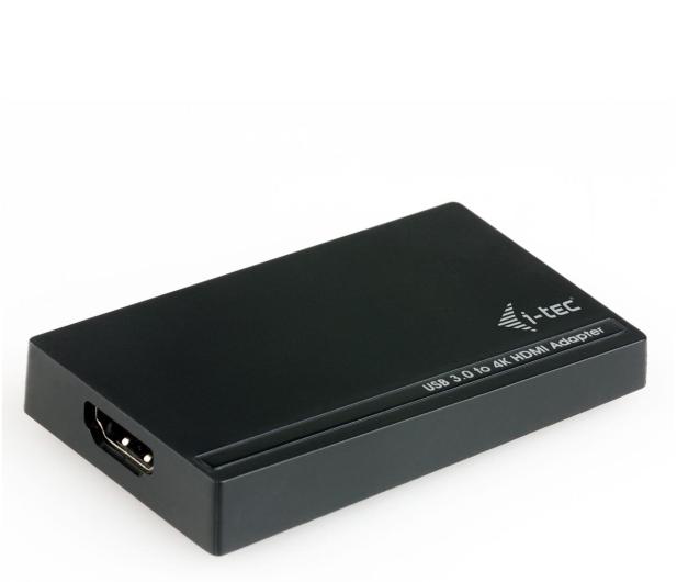 i-tec Adapter USB - HDMI (4k UltraHD) - 518373 - zdjęcie