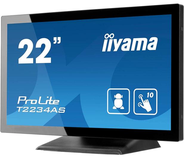 iiyama T2234AS-B1 dotykowy - 517985 - zdjęcie 5