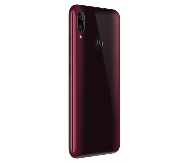 Motorola Moto E6 Plus 4/64GB Dual SIM bordowy + etui - 519486 - zdjęcie 7