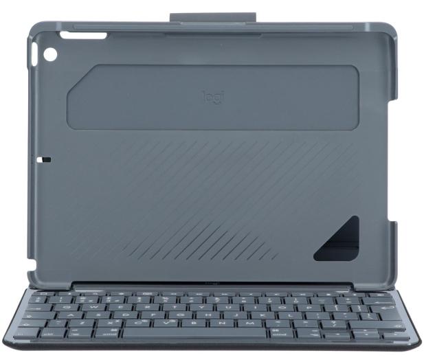 """Logitech Slim Folio NEW iPad 9.7"""" Black - 468920 - zdjęcie 3"""