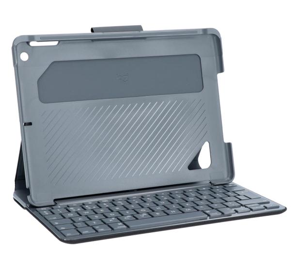 """Logitech Slim Folio NEW iPad 9.7"""" Black - 468920 - zdjęcie"""