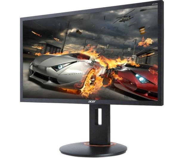Acer XF240HBMJDPR czarny - 266119 - zdjęcie 3