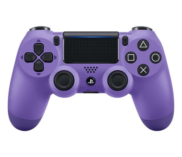 Sony PlayStation 4 DualShock 4 Electric Purple V2 - 513732 - zdjęcie