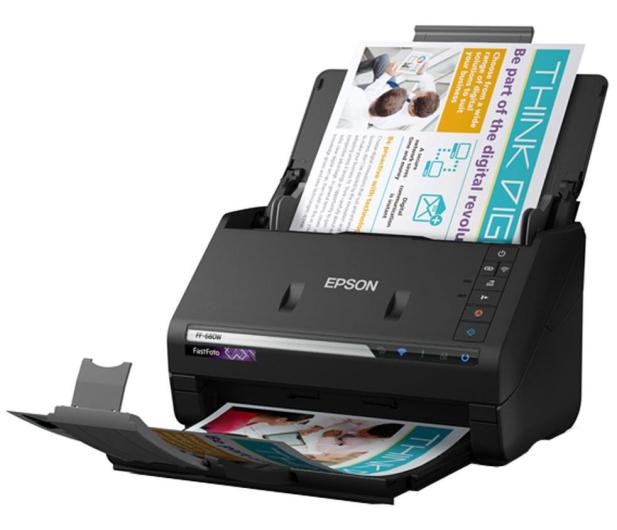 Epson FASTFOTO FF-680W - 513166 - zdjęcie 2