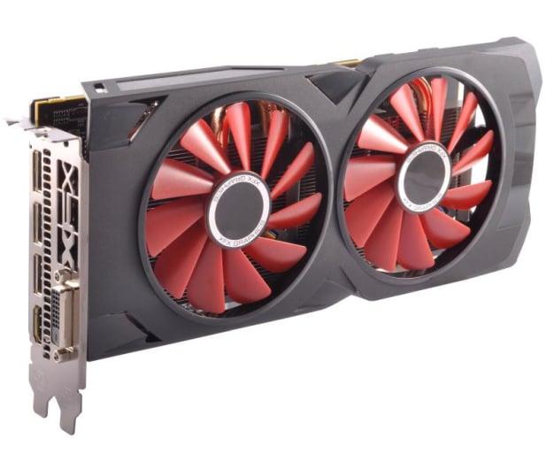 XFX Radeon RX 570 8GB GDDR5  - 514186 - zdjęcie 2