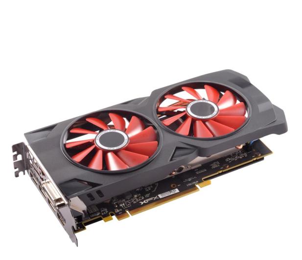 XFX Radeon RX 570 8GB GDDR5  - 514186 - zdjęcie