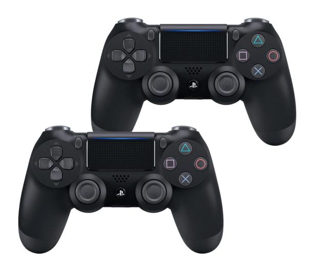 Sony PlayStation 4 Slim 1TB + FIFA 20 + Pad DS4 - 513739 - zdjęcie 4