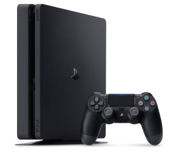 Sony PlayStation 4 Slim 1TB + FIFA 20 + Pad DS4 - 513739 - zdjęcie 2