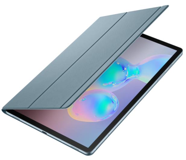 Samsung Book Cover do Samsung Galaxy Tab S6 niebieski - 513480 - zdjęcie 5