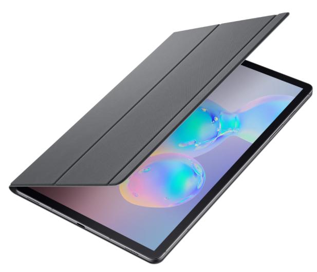 Samsung Book Cover do Samsung Galaxy Tab S6 szary - 513479 - zdjęcie 5