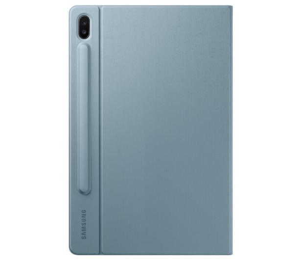 Samsung Book Cover do Samsung Galaxy Tab S6 niebieski - 513480 - zdjęcie 2