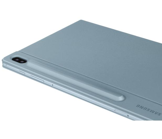 Samsung Book Cover do Samsung Galaxy Tab S6 niebieski - 513480 - zdjęcie 3