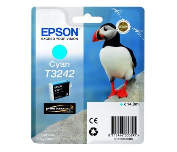 Epson T3242 cyan 980str. (C13T32424010) - 513844 - zdjęcie