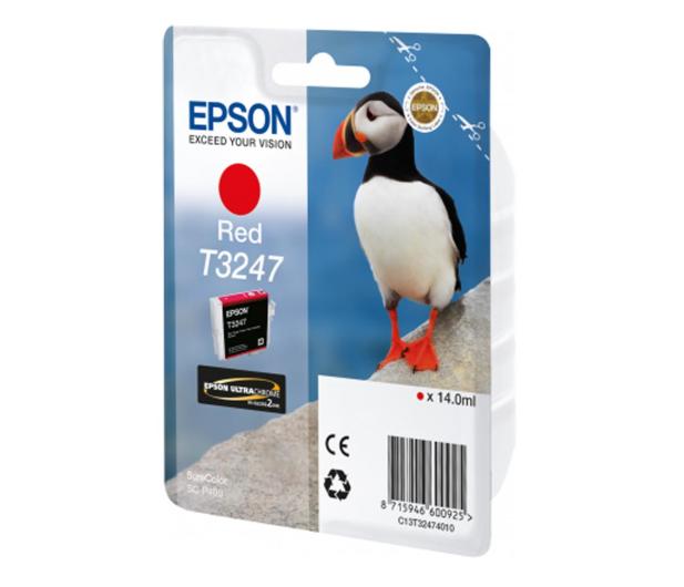 Epson T3247 red 980str. (C13T32474010) - 513849 - zdjęcie