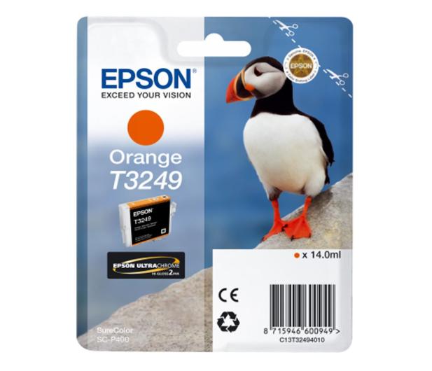 Epson T3249 orange 980str. (C13T32494010) - 513853 - zdjęcie