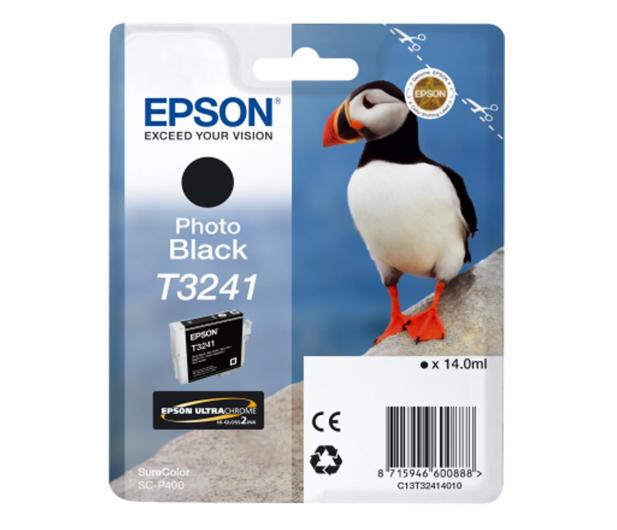Epson T3241 photo black 4200str. (C13T32414010) - 513842 - zdjęcie