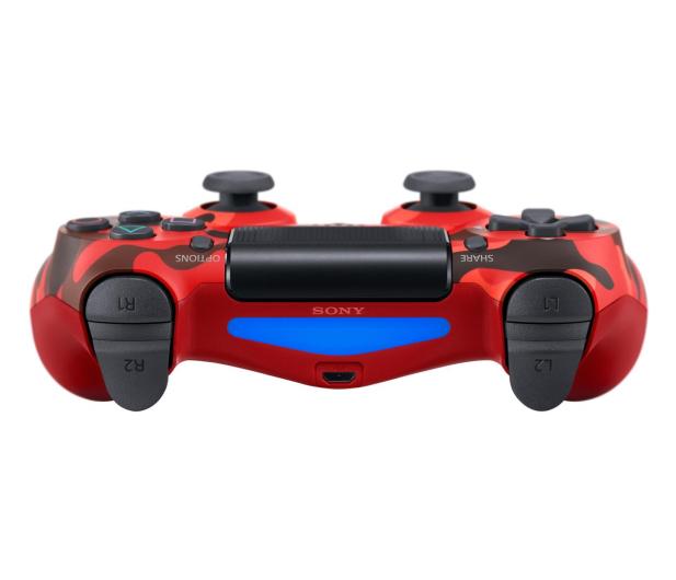 Sony PlayStation 4 DualShock 4 Red Camouflage V2 - 514253 - zdjęcie 4