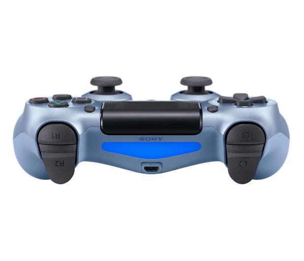 Sony PlayStation 4 DualShock 4 Titanium Blue V2 - 514254 - zdjęcie 4