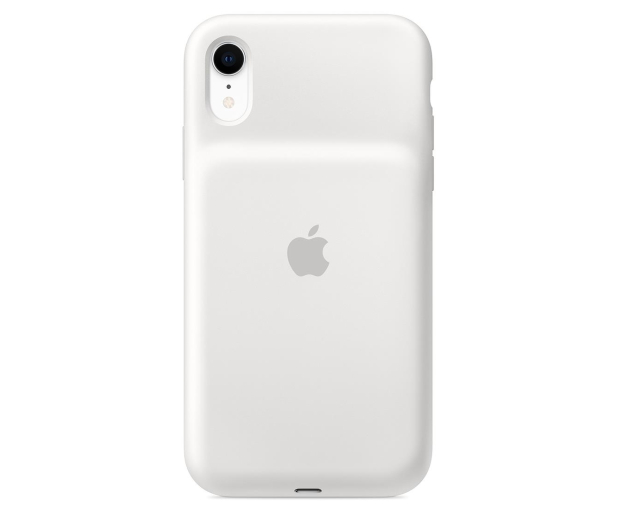 Apple Smart Battery Case do iPhone Xr biały - 514105 - zdjęcie 3