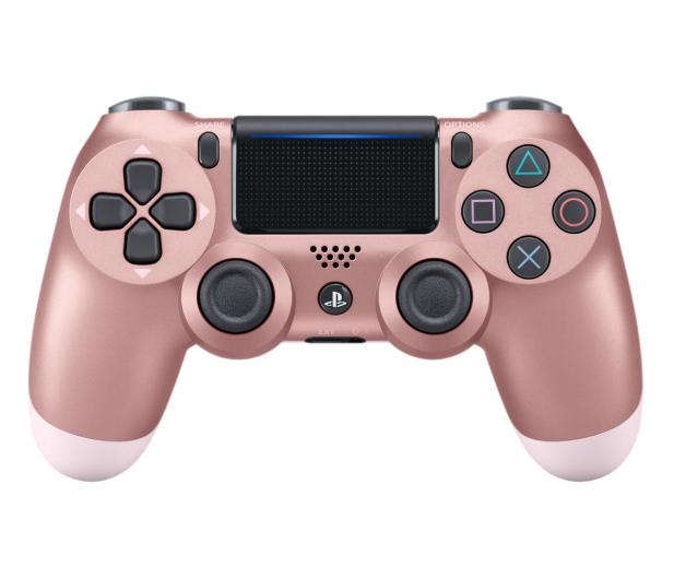 Sony PlayStation 4 DualShock 4 Rose Gold V2 - 514255 - zdjęcie