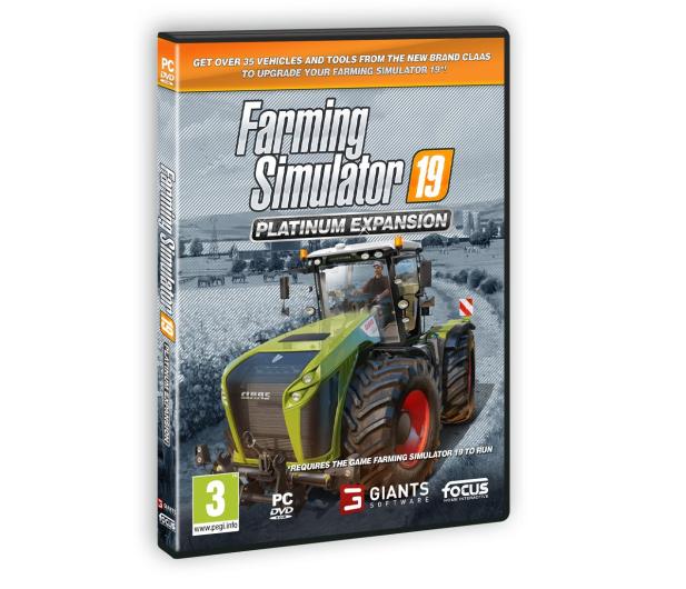 PC Farming Simulator 19 - dodatek platynowy - 513736 - zdjęcie