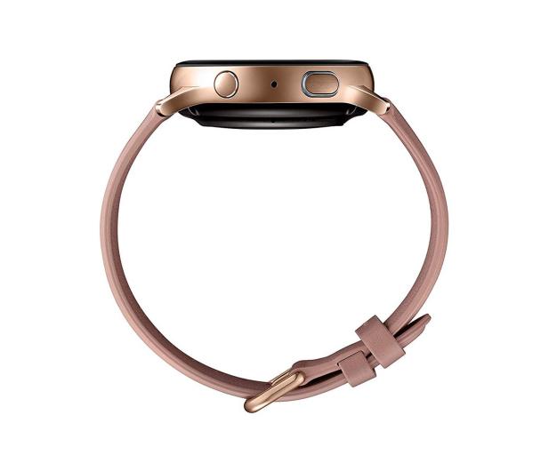 Samsung Galaxy Watch Active 2 Stal Nierdzewna 40mm Gold - 514533 - zdjęcie 5