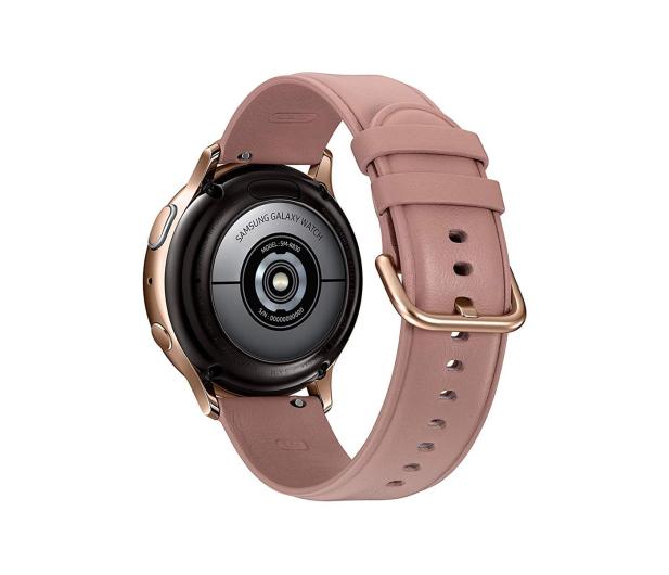 Samsung Galaxy Watch Active 2 Stal Nierdzewna 40mm Gold - 514533 - zdjęcie 4