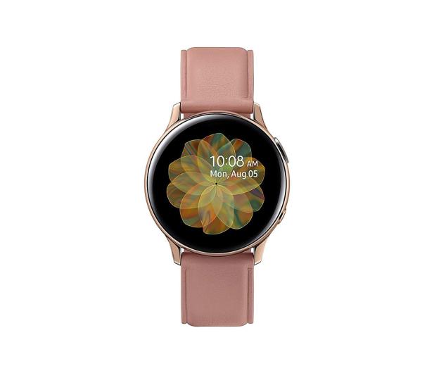Samsung Galaxy Watch Active 2 Stal Nierdzewna 40mm Gold - 514533 - zdjęcie 2