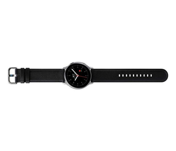 Samsung Galaxy Watch Active 2 Stal Nierdzewna 40mm Silver - 514536 - zdjęcie 6