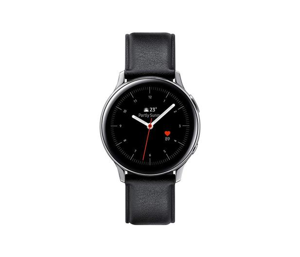 Samsung Galaxy Watch Active 2 Stal Nierdzewna 40mm Silver - 514536 - zdjęcie 2