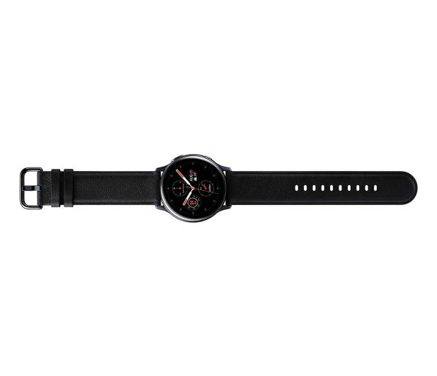 Samsung Galaxy Watch Active 2 Stal Nierdzewna 40mm Black - 514535 - zdjęcie 6