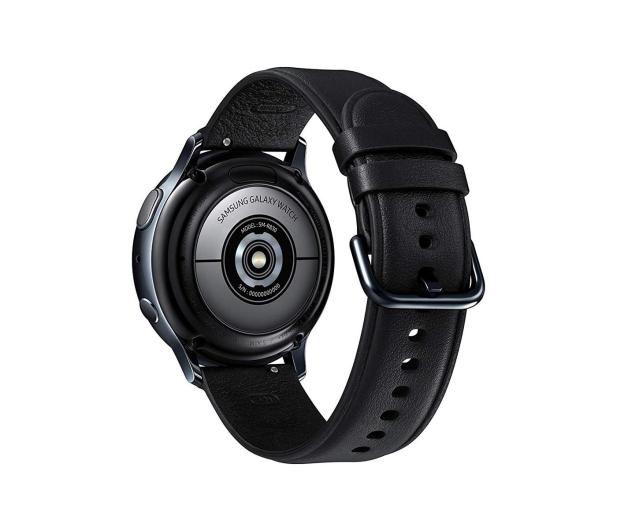 Samsung Galaxy Watch Active 2 Stal Nierdzewna 40mm Black - 514535 - zdjęcie 4