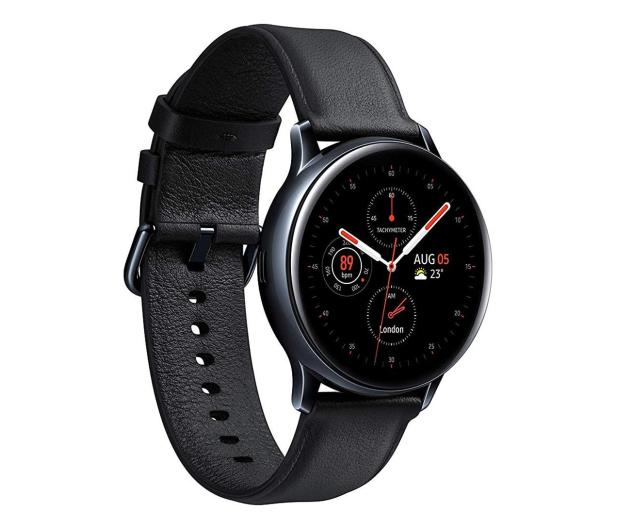 Samsung Galaxy Watch Active 2 Stal Nierdzewna 40mm Black - 514535 - zdjęcie