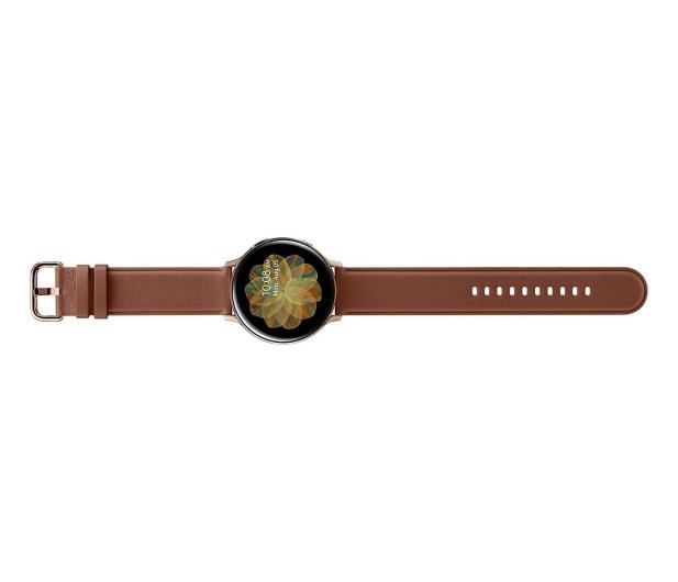 Samsung Galaxy Watch Active 2 Stal Nierdzewna 44 mm Gold - 514526 - zdjęcie 6