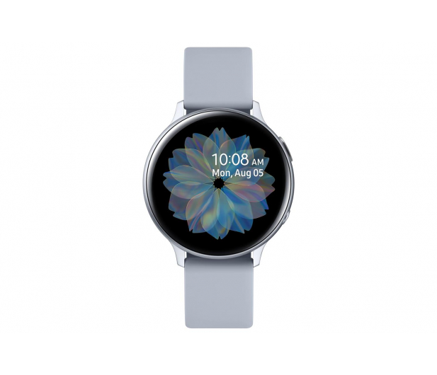 Samsung Galaxy Watch Active 2 Aluminium 44mm Silver - 514532 - zdjęcie 2