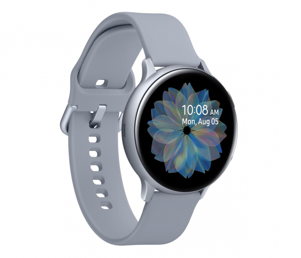 Samsung Galaxy Watch Active 2 Aluminium 44mm Silver - 514532 - zdjęcie