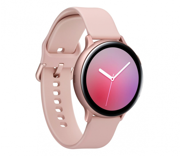 Samsung Galaxy Watch Active 2 Aluminium 44mm Rose Gold - 514530 - zdjęcie