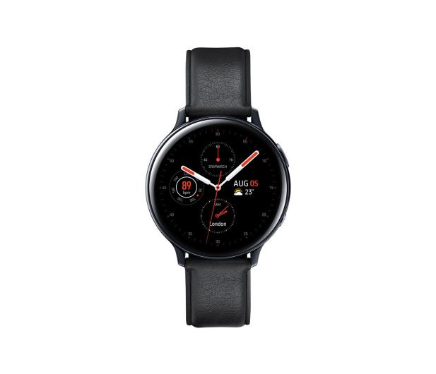 Samsung Galaxy Watch Active 2 Stal Nierdzewna 44mm Black - 514527 - zdjęcie 2
