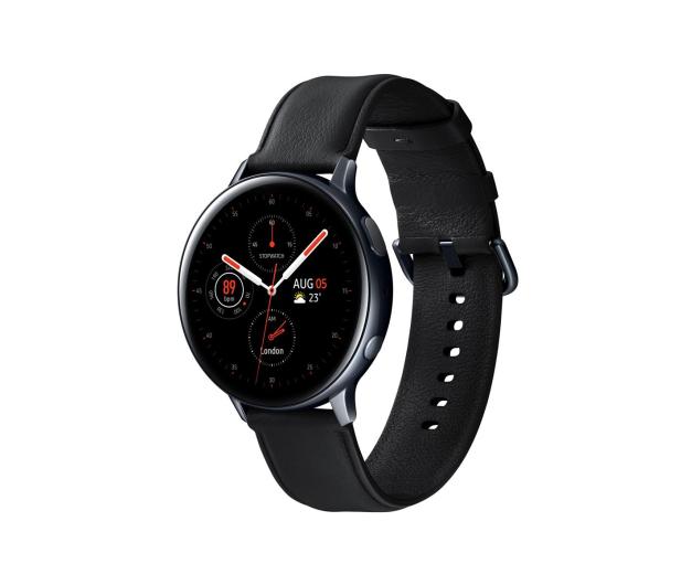 Samsung Galaxy Watch Active 2 Stal Nierdzewna 44mm Black - 514527 - zdjęcie 3
