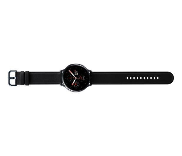 Samsung Galaxy Watch Active 2 Stal Nierdzewna 44mm Black - 514527 - zdjęcie 6