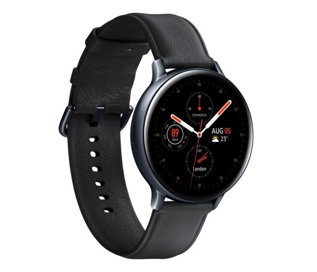 Samsung Galaxy Watch Active 2 Stal Nierdzewna 44mm Black - 514527 - zdjęcie