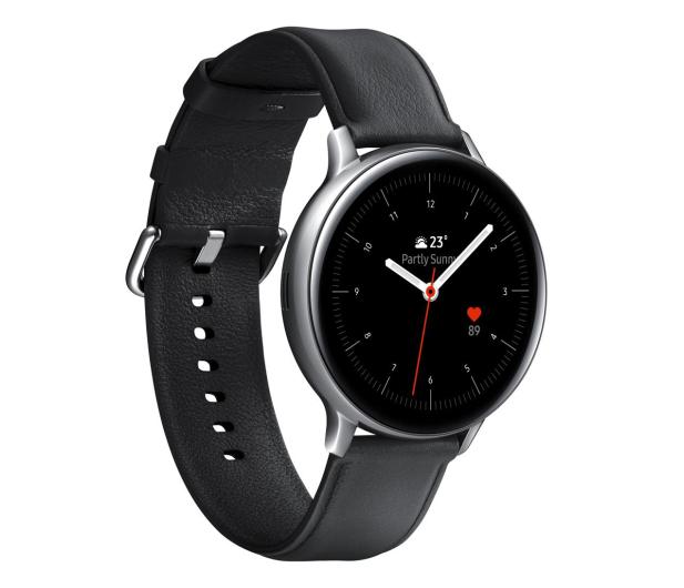 Samsung Galaxy Watch Active 2 Stal Nierdzewna 44 mm Silver - 514528 - zdjęcie