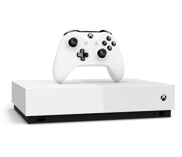 Microsoft Xbox One S 1TB All-Digital Edition - 514268 - zdjęcie 3