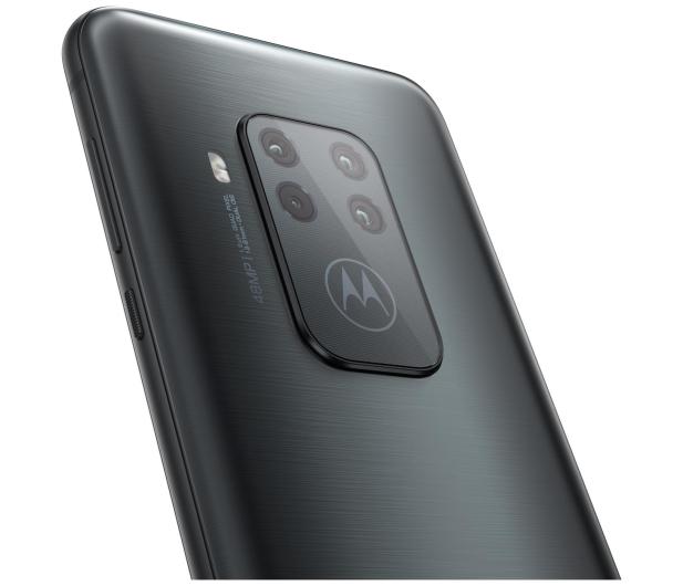 Motorola One Zoom 4/128GB Dual SIM Electric Gray + etui - 514287 - zdjęcie 8