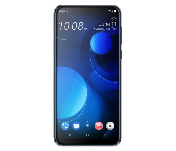 HTC Desire 19+ 4/64GB Dual SIM NFC blue  - 514238 - zdjęcie 2
