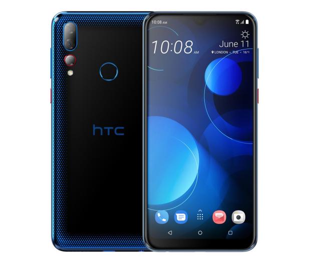 HTC Desire 19+ 4/64GB Dual SIM NFC blue  - 514238 - zdjęcie