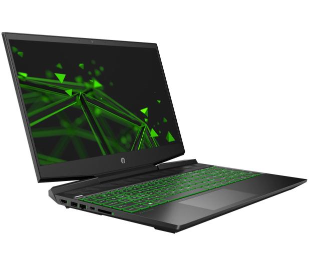 HP Pavilion Gaming i5-9300H/8GB/256 GTX1650 Green - 513155 - zdjęcie 3