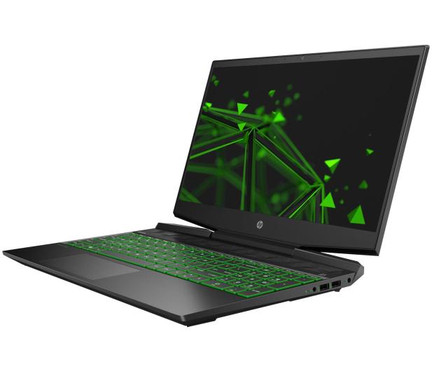 HP Pavilion Gaming i5-9300H/8GB/256 GTX1650 Green - 513155 - zdjęcie 7