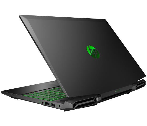 HP Pavilion Gaming i5-9300H/8GB/256 GTX1650 Green - 513155 - zdjęcie 4